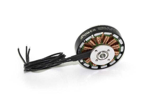 Ipower Gimbal Brushless Motor Gbm4008h 150t Hollow Shaft